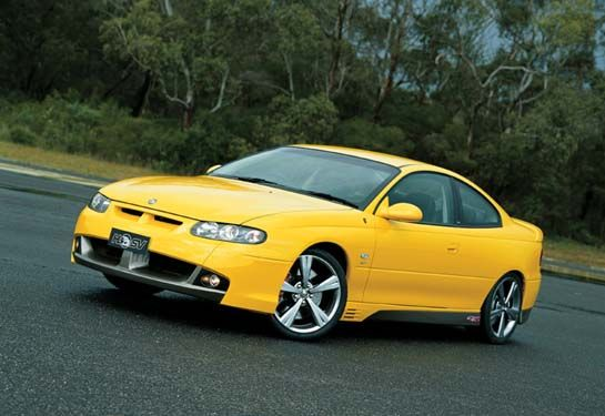 HSV Coupe GTS