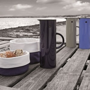 Famous Stelton for outside drinking