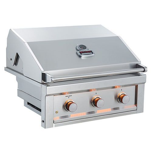 Ruby 30   3 Burner Gas Grill- Natural Gas