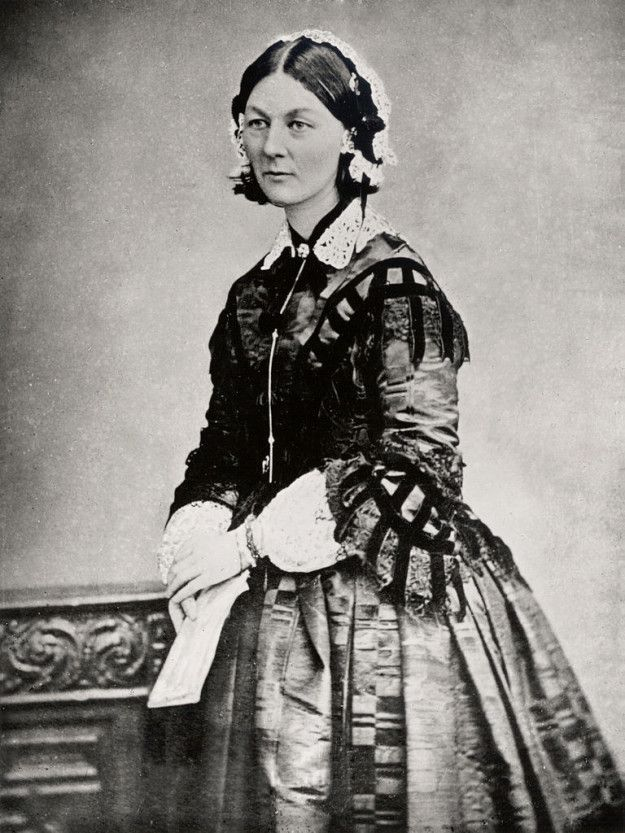 Florence Nightingale | 19 Incredible Women Geniuses We Should All Know About