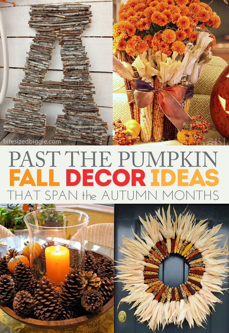 44 best HOME: Fall Decor images on Pinterest | Fall crafts, Autumn ...