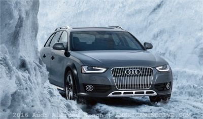 2016 Allroad comes to the U.S. at the end of the year. The wagon is built atop A4's chassis. Learn changes, interior colors, read 2016 Audi Allroad review - http://www.americanindrive.com/2016-audi-allroad-review/