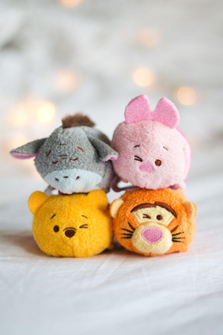 Tsum Tsum Winnie The Pooh 6 on 6 (janeiro, 2016) http://melinasouza.com/2016/01/06/6-on-6-janeiro-2016/ Melina Souza - Serendipity <3