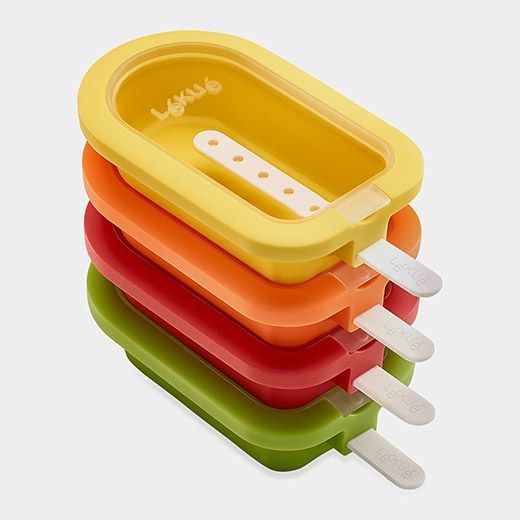Stackable Popsicle Molds | MoMAstore.org