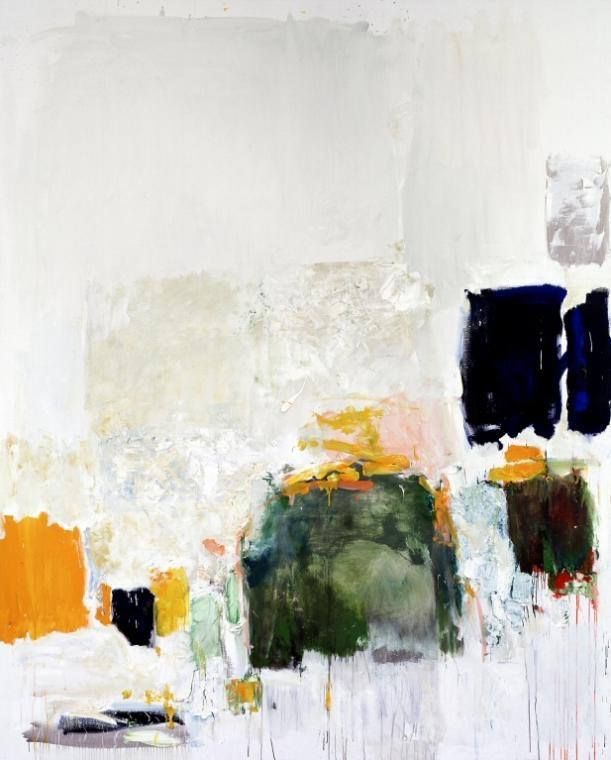 Joan Mitchell - Dune, 1970                                                                                                                                                                                 More