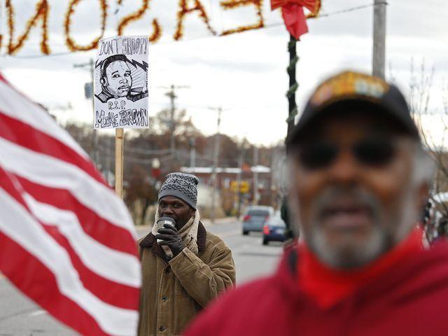 Ferguson grand jury makes decision; announcement tonight