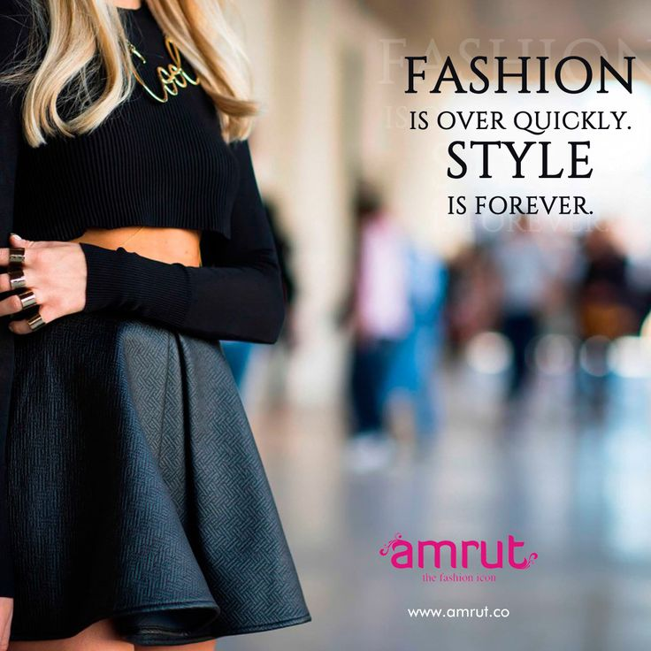 #Style is very personal.  It has got nothing to do with fashion.Fashion is over quickly. Style is forever.  -Ralph Lauren  Be with Amrut - The Fashion Icon and feel the fashion!!!  www.amrut.co #FashionWorld #FashionTrend