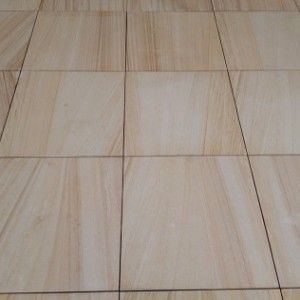 Teakwood Sandstone Pavers, Tiles, Paving, Pool Coping and Crazy Paving.  These natural sandstone pavers and natural sandstone tiles have a smooth flat non-slip surface.  Natural Sandstone Pavers and Natural Sandstone Tiles available in: 500x500mm, 600x300mm and 600x400mm (all stocked). Other sizes available by request.