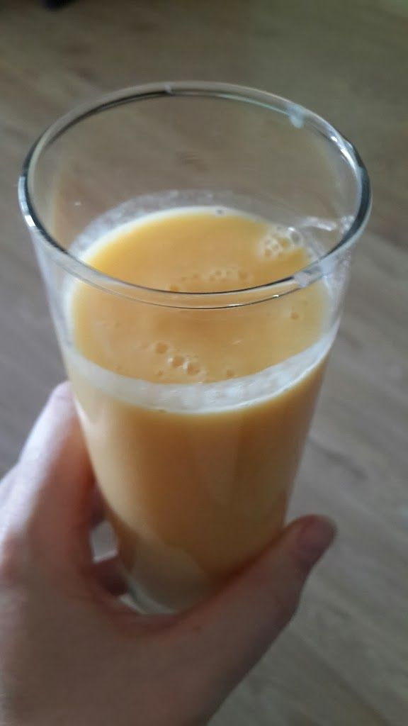 Hungry Hubby And Family: COHEN DIET: Mango Breakfast Smoothie