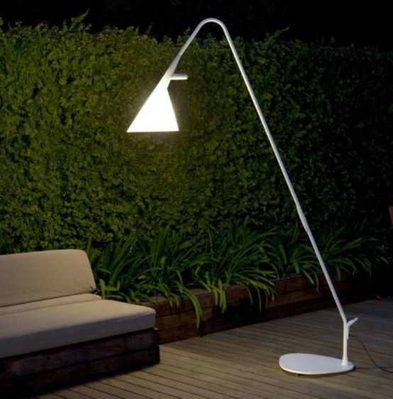 Superior Dutch Designer Geert Koster Has Created This Outdoor Lamp MATE For The  Editor Of Italian Magazine