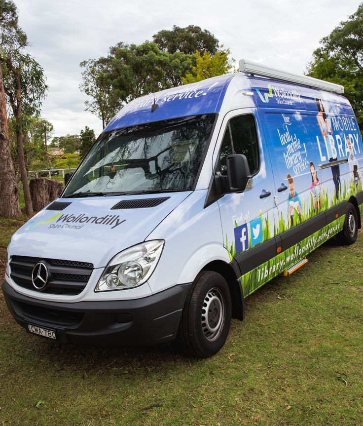 Wollondilly Mobile Library 2014