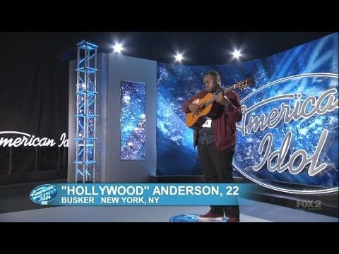 Homeless Subway Singer Stuns American Idol Judges Nearly to Tears [VIDEO] - https://magazine.dashburst.com/video/homeless-singer-american-idol-hollywood-anderson/