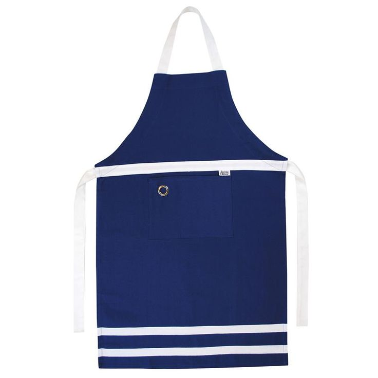Keep your clothes clean while cooking and look great at the same time with a Jamie Oliver Kitchen Collection Cotton Apron!