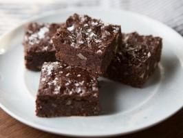 "Almond Butter Brownies (Working Actors Eat, Too) - Tia Mowry, ""Tia Mowry At Home"" on the Cooking Channel."