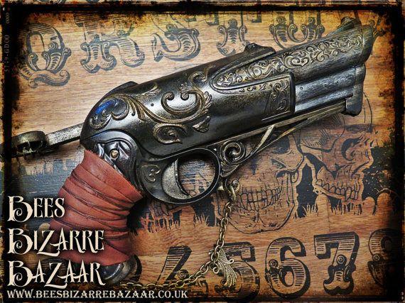 Gauss pistol