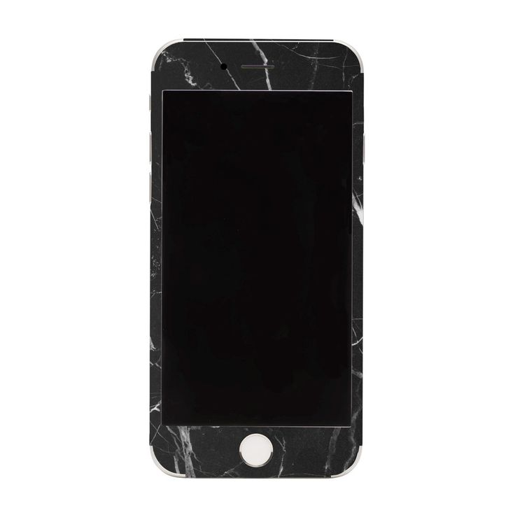 Hyper Marble iPhone Skin - Black by #UNIQFIND | #hyperiphone