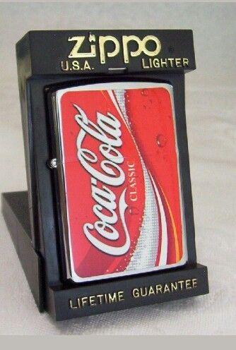 Zippo Coca Cola