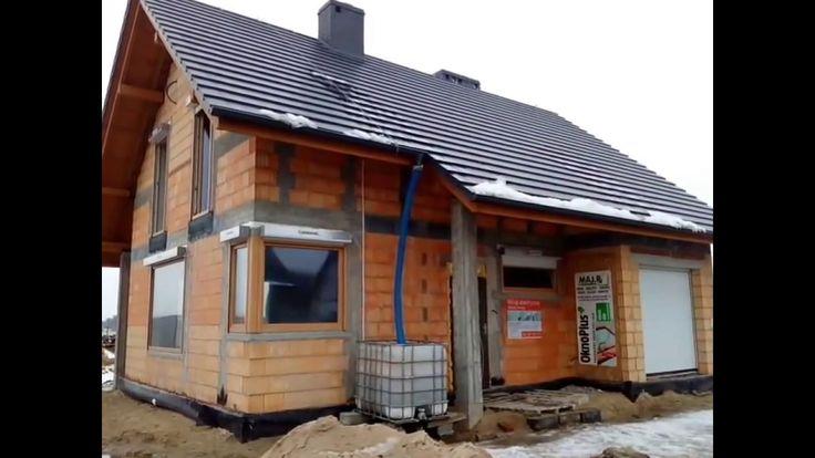 Dom w Żurawkach - Budowa