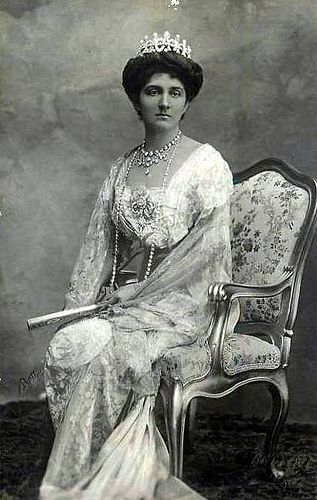 Queen Elena of Italy née Princess of Montenegro