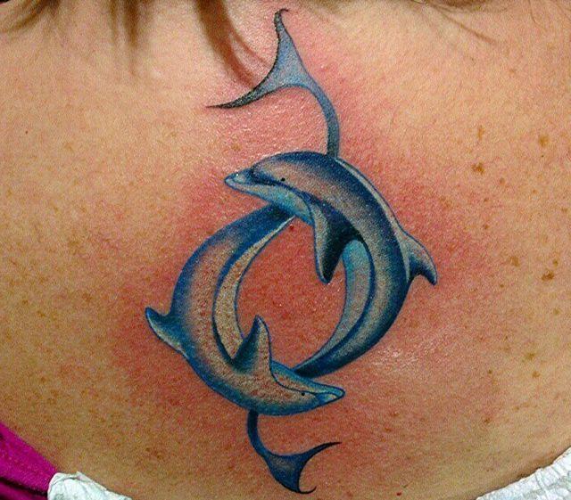 delphin tattoo bedeutung