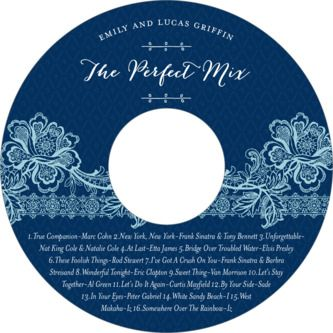 Best Cd Labels Images On   Cd Labels Wedding Cd And