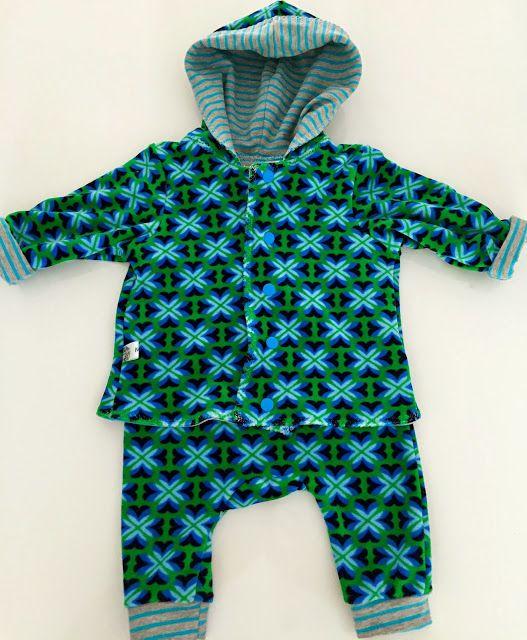Babyausstattung kostenlose Schnittmuster