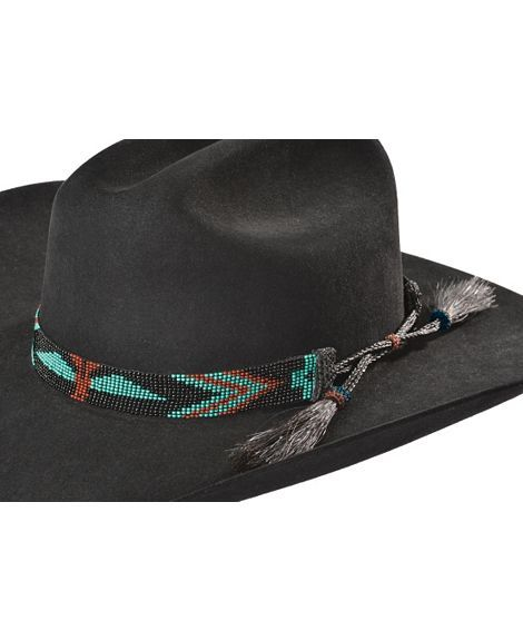 SOUTHWEST BEADED HAT BAND