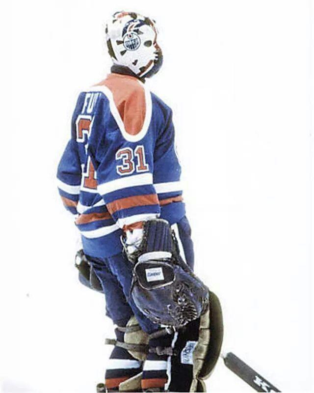 Grant Fuhr - Oilers