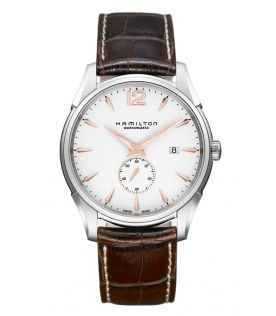 Hamilton Jazzmaster Slim Petite Seconde Auto H38655515 - SuReloj.es #reloj #watch