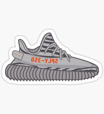 5359d3d44a1 Yeezy Stickers trong 2019