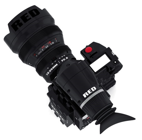 Red Epic    5K video camera - it looks so industrial, and gives me a funny feeling in my tummy.