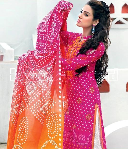 Gul Ahmed Summer Embroidered Lawn Collection 2016-2017   StylesGap.com
