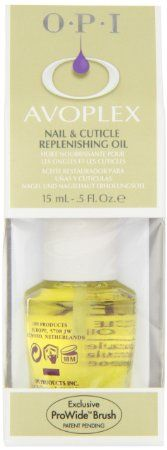 Opi Avoplex Nail and Cuticle Replenishing Oil, 0.5 Fluid Ounce