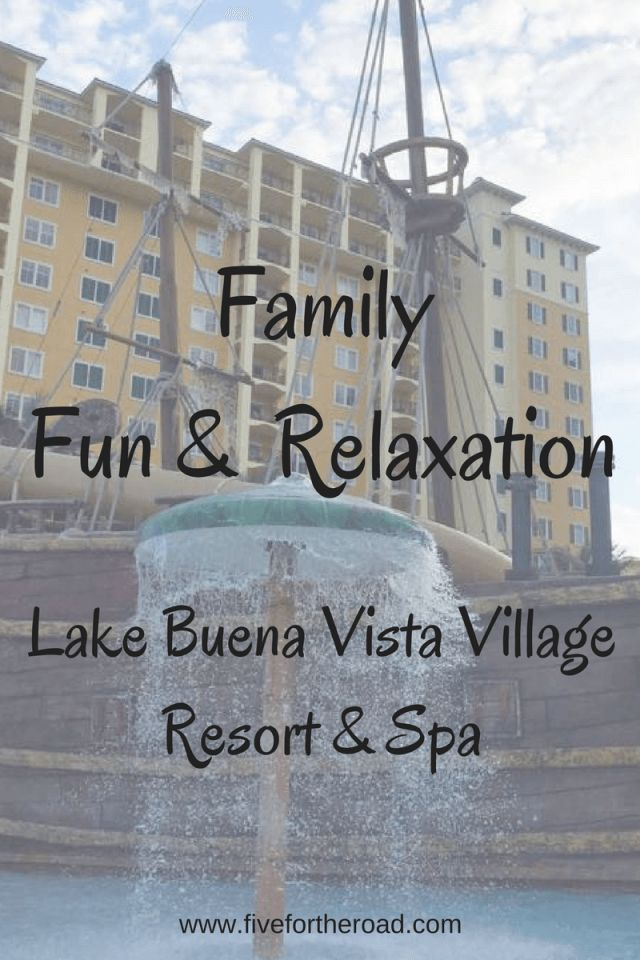 Great family friendly hotel in Orlando Florida. We loved our stay at Lake Buena Vista Village Resort & Spa because it fit our family of five. It is a great choice for large families that are traveling. Check out the great pool and spacious rooms.
