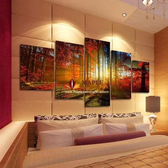 Best 25 large canvas wall art ideas on pinterest - Modern wall paintings living room ...