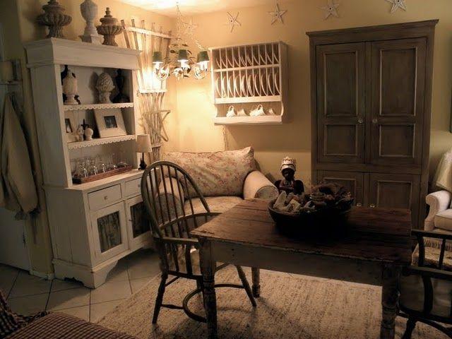 47 best Primitive Living Rooms images on Pinterest Primitive