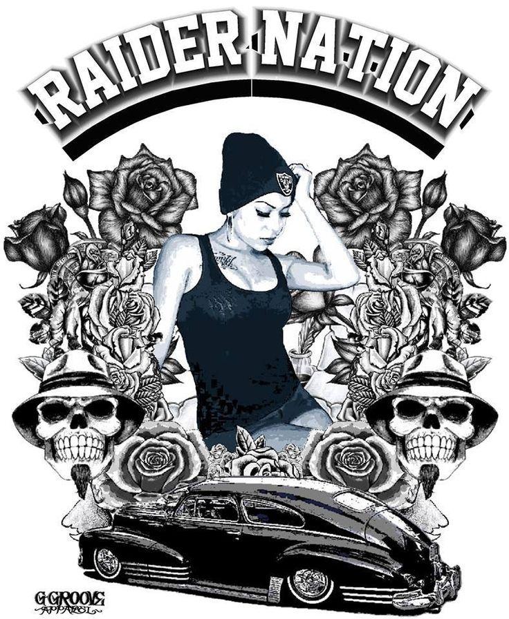 Best 25 Raider Nation Ideas On Pinterest Oakland