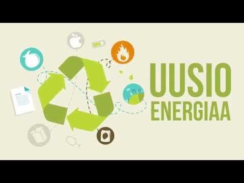 LHJ - Jätteiden hyödyntäminen - YouTube