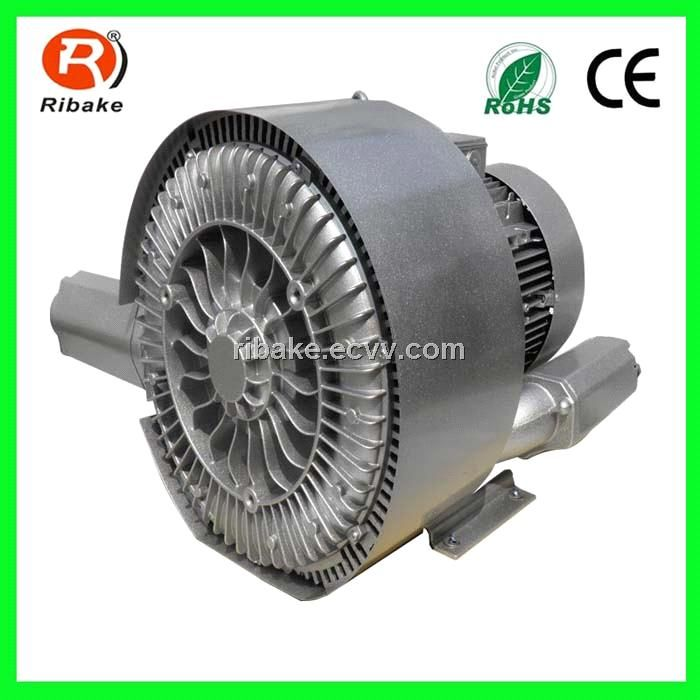 3KW double stages side channel vacuum pump/air pump (2BHB720-H26) - China air pump, Ribake