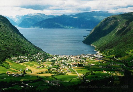 Sognefjord - Norway