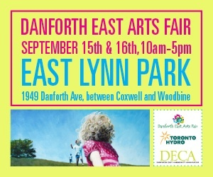#DEAF2012 is an #arts #fair in #Toronto. Come for #Family #fun!