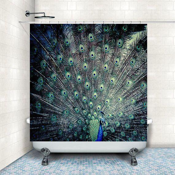 les 25 meilleures id es de la cat gorie rideaux de douche verts sur pinterest rideau de douche. Black Bedroom Furniture Sets. Home Design Ideas