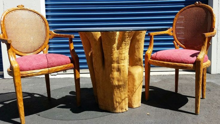 Very Heavy Solid Stump. Measurements Of Wood Stump Approx Tree Trunk. Natural Wood. Solid Wood. Table Base. | eBay!