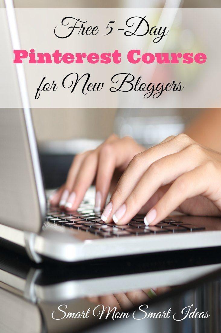 5-day Pinterest course | Pinterest for beginners | Pinterest e-course | how to use Pinterest