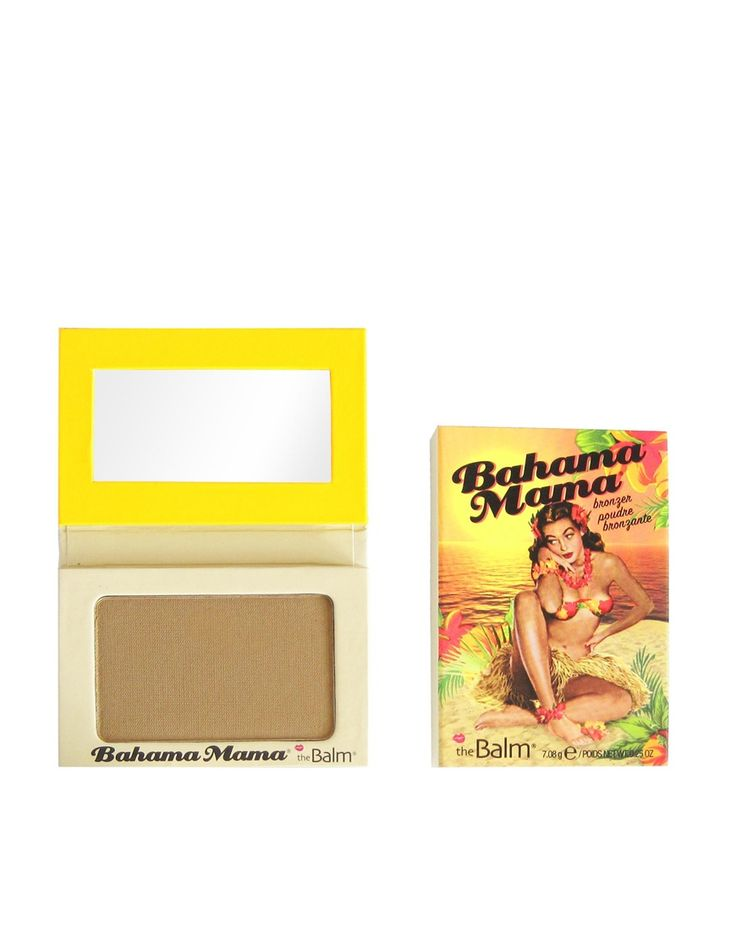 theBalm+Bahama+Mama+-+Bronzer+Shadow+&+Contour+Powder