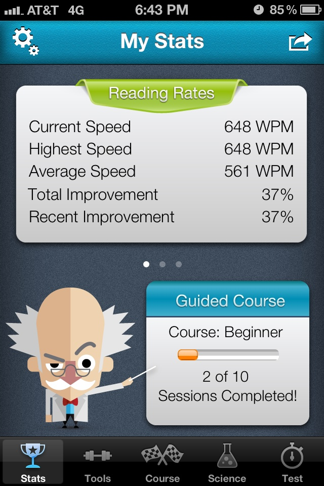 how to become a speed reader