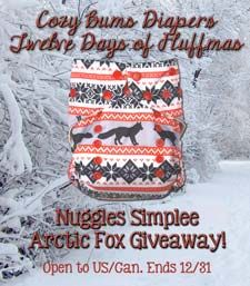 Win a Nuggles Simplee Arctic Fox!