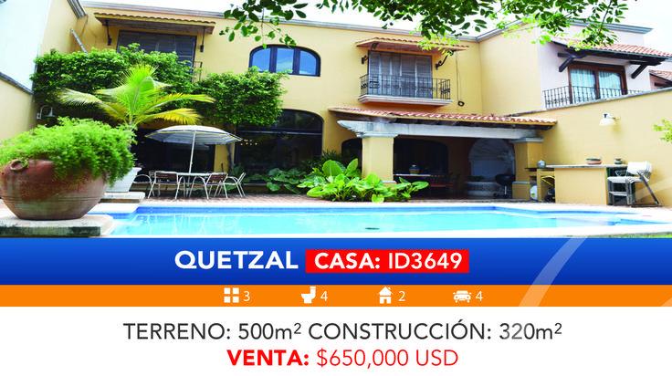#Casa en #venta en #zonahotelera #cancun #realestate #bienesraices #eproperties info@eproperties.mx Foto de Bienes Raíces Eproperties Real Estate.