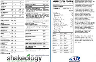 Compare Shakeology with Visalus, Isogenix, Advocare, & Slim Fast!  #shakes #loseweight #weightloss #healthy #nutrition