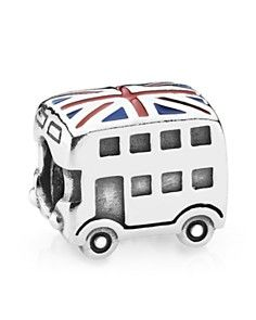 PANDORA Charm - Sterling Silver London Bus_0